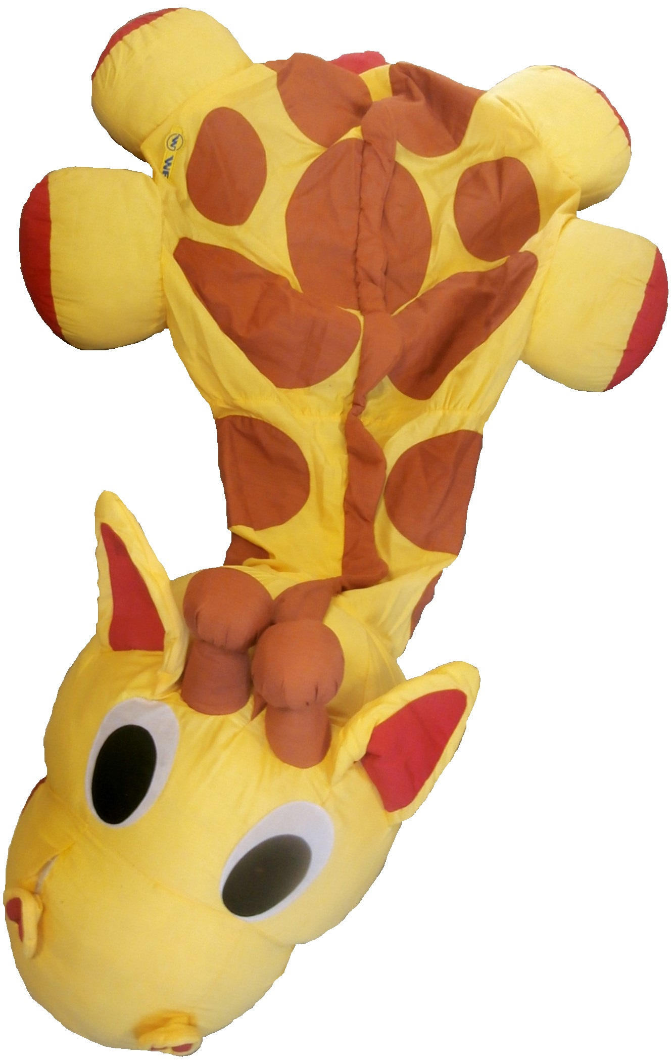 Coussin girafe Image